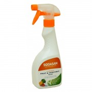 Solutie bio pentru spalat fructele si legumele 500ml Sodasan