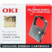 Oki Origineel OKI inktlint zwart 09002310