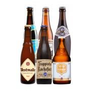 Cervezas Trapenses Pack Cervezas belgas trapenses (x6)