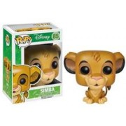 Figurina Disney The Lion King Simba Pop! Movies