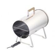 Rosenstein & Söhne Fumoir électrique de table en acier inoxydable 1100 W / jusqu'à 250 °C