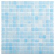 Gresite HTK niebla azul Aral - Acabado brillo