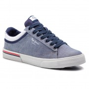 Гуменки PEPE JEANS - North Court PMS30542 Chambray 564