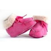 Bernardino Baby slofjes roze bernardino