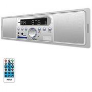 Pyle PLMR7BTW Bluetooth In-Dash Stereo Radio Headunit Receiver MP3/USB/SD Aux Input