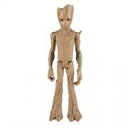 Marvel Infinity War Titan Hero Series - Groot with Titan Hero Power FX Port (Multi Color)