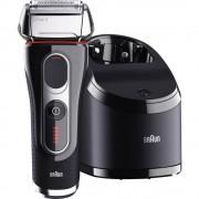 Brijaći aparat 5090cc Braun serija 5 crna, srebrna, crvena