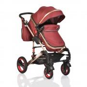 Cangaroo Kolica za bebe Gala Crvena (CAN4249)