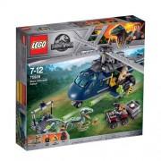 LEGO Jurassic World World Blue's Helicopter pursuit 75928