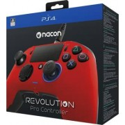 Nacon PS4 Nacon Revolution Pro Controller Wired Red