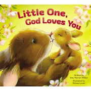 Little One, God Loves You Gift Set [With Plush], Hardcover/Amy Warren Hilliker