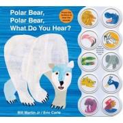 Polar Bear, Polar Bear, What Do You Hear?, Hardcover