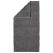 Cawö Handtücher 581 Carat Allover Handtuch 50x100 cm Nr. 774 Anthrazit
