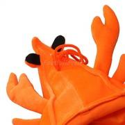 Electroprime® Men Women Kids Lobster Sea Animal Costume Cap Hat Party Fancy Dress