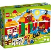 LEGO DUPLO Ville Big Farm Building Set 10525, 121 pieces