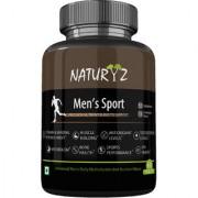NATURYZ MEN'S SPORT Multivitamin for Men with 55 Vital Nutrients 13 Performance Blends