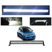 Trigcars Maruti Suzuki Ignis Bar Light Fog Light 22Inch 120 Watt