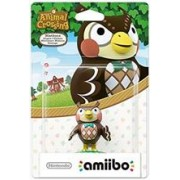 Figurina Nintendo amiibo Animal Crossing Collection Blathers Nintendo Wii U