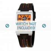 Festina Bracelet de montre Festina F16224-4 Cuir Noir 14mm