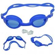 Orange85 Duikbril voor Kinderen met Oordopjes Blauw
