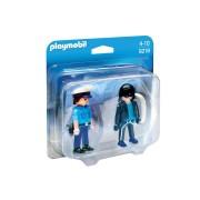 Playmobil ® City Action Policía y ladrón 9218