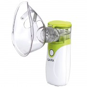 Aparat aerosoli portabil cu ultrasunete Laica, accesorii incluse