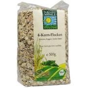 Fulgi bio - amestec 5 cereale