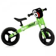 Детско колело за баланс - Verde Fluo, Dino Bikes, 120117541