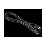 Canon HDMI A/V Cable for Audio/Video Device, Camcorder, Camera, TV, Gaming Console, Satellite Receiver, Monitor