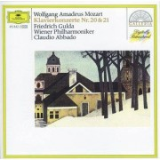 Video Delta Mozart,W.A. - Pno Cons 20 & 21 - CD