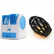 XMX_2343M_Air conditioner Mini cooler and Flame bluetooth speaker compatible for HTC DESIRE SV( Air conditioner Mini cooler|| Mini cooler|| Mini Air conditioner || Mini AC || Portable Fan|| bluetooth Speaker)