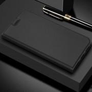 Dzgogo ISkin Serie Ligera Frosted PU + TPU Caso De Xiaomi Mi - Max 3 (gris)