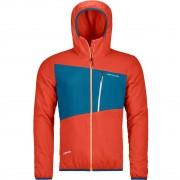 Ortovox Men Jacket ZEBRU crazy orange