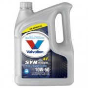 Valvoline SynPower 4T 10W-50 Moto 4 Litres Jerrycans
