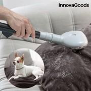 Perie de curatat parul pentru aspirator, universala, InnovaGoods Home Pet