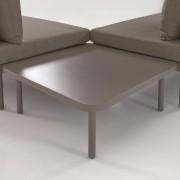 BERN Lampara de mesa metal latón