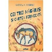 Cei trei magarusi si cartea fermecata/Gabriel H. Decuble