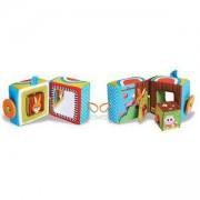 Бебешка активно - двигателна играчка - flip cube, Tiny love, 079957