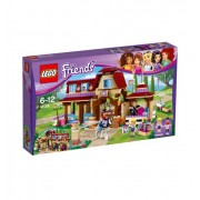 LEGO Friends Клуб по езда Хартлейк 41126