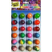 Crazy Ball Set of 48 Balls for Kids(Multicolour)