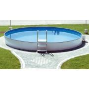 Hobby Pool Styria 6,25x3,6x1,2m fémpalástos medence szett 6,6m3/h homokszűrős vízforgatóval SB-012250