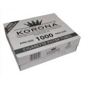 1000 Tubes cigarettes Korona