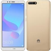 """Smart telefon HUAWEI Y6 2018 Zlatni DS 5.7""""HD+ IPS, QC 1.4GHz/2GB/16GB/13&5Mpix/4G/Android 8.0"""