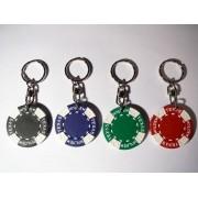 kulcstartó - Texas Holdem