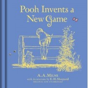 Winnie-the-Pooh: Pooh Invents a New Game, Hardcover