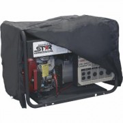 Classic Accessories Generator Cover - Large, Black, Fits Generators Up To 7000 Watts, Model 79537