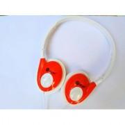 Bluei Stereo Headphone (BI-HP-101) Red Hedphone