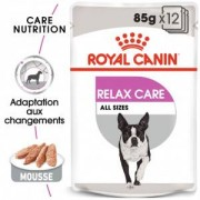Royal Canin Relax Care Sachets pour chien 12 x 85g