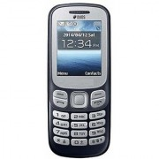 Callbar Bold 312 Dual Sim Mobile Phone With 1.8 Inch Display Auto Call Recorder 1050 Mah Battery (Black Color)