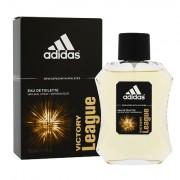 Adidas Victory League eau de toilette 100 ml Uomo